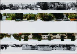 7900, from the portfolio THEN & NOW: Ed Ruscha / Hollywood Boulevard / 1973-2004