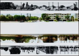7800 - Ogden Drive - 7700, from the portfolio THEN & NOW: Ed Ruscha / Hollywood Boulevard / 1973-2004