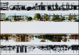 Nichols Canyon Road - 7700, from the portfolio THEN & NOW: Ed Ruscha / Hollywood Boulevard / 1973-2004