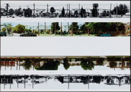 Courtney Avenue - 7600, from the portfolio THEN & NOW: Ed Ruscha / Hollywood Boulevard / 1973-2004