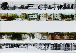 Stanley Avenue - 7600, from the portfolio THEN & NOW: Ed Ruscha / Hollywood Boulevard / 1973-2004