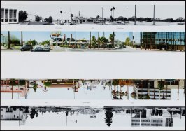 La Brea Avenue - 7000 - El Cerito Place, from the portfolio THEN & NOW: Ed Ruscha / Hollywood Boulevard / 1973-2004
