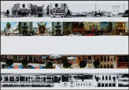 6900 - Orchid Avenue, from the portfolio THEN & NOW: Ed Ruscha / Hollywood Boulevard / 1973-2004