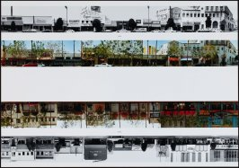 6600, from the portfolio THEN & NOW: Ed Ruscha / Hollywood Boulevard / 1973-2004