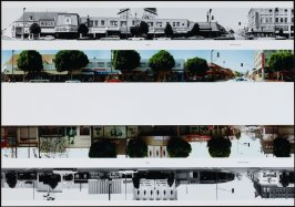 6500 - Wilcox Avenue, from the portfolio THEN & NOW: Ed Ruscha / Hollywood Boulevard / 1973-2004