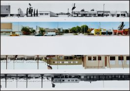 5900, from the portfolio THEN & NOW: Ed Ruscha / Hollywood Boulevard / 1973-2004