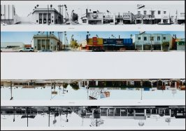 Wilton Place - 5600, from the portfolio THEN & NOW: Ed Ruscha / Hollywood Boulevard / 1973-2004