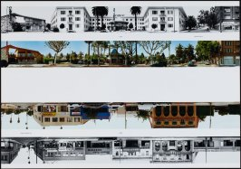 5500 - Garfield Place, from the portfolio THEN & NOW: Ed Ruscha / Hollywood Boulevard / 1973-2004