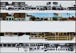 5500, from the portfolio THEN & NOW: Ed Ruscha / Hollywood Boulevard / 1973-2004