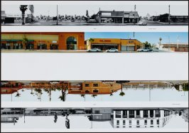 5400 - Serrano Avenue, from the portfolio THEN & NOW: Ed Ruscha / Hollywood Boulevard / 1973-2004