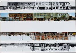 5200, from the portfolio THEN & NOW: Ed Ruscha / Hollywood Boulevard / 1973-2004