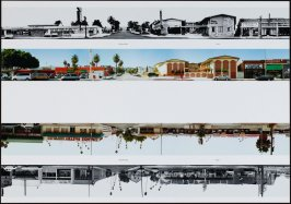 Winona Blvd. - 5100, from the portfolio THEN & NOW: Ed Ruscha / Hollywood Boulevard / 1973-2004