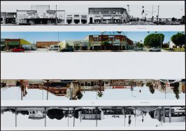 5100 - Normandie Avenue, from the portfolio THEN & NOW: Ed Ruscha / Hollywood Boulevard / 1973-2004