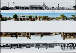 5000 - Mariposa Avenue, from the portfolio THEN & NOW: Ed Ruscha / Hollywood Boulevard / 1973-2004
