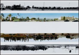New Hampshire Avenue - 4700, from the portfolio THEN & NOW: Ed Ruscha / Hollywood Boulevard / 1973-2004