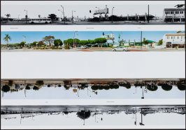 Prospect Avenue - Vermont Avenue - 4600, from the portfolio THEN & NOW: Ed Ruscha / Hollywood Boulevard / 1973-2004