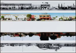 4600, from the portfolio THEN & NOW: Ed Ruscha / Hollywood Boulevard / 1973-2004