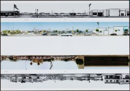 Lyman Place - 4500, from the portfolio THEN & NOW: Ed Ruscha / Hollywood Boulevard / 1973-2004