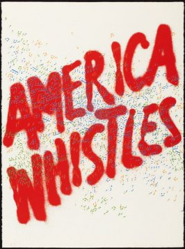 America Whistles, from the portfolio America: The Third Century