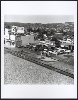 Roof Top View #1, from the series Six Rooftops
