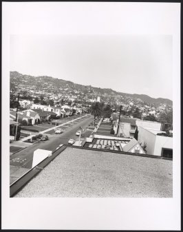 Roof Top View #2, from the series Six Rooftops