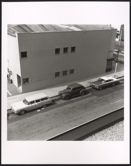 Roof Top View #6, from the series Six Rooftops