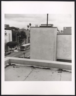 Roof Top View 50 Years Later #5, from the series Roof Top Views 50 Years Later