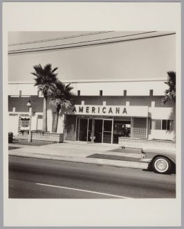 Americana, from the series Twenty-Five Apartments