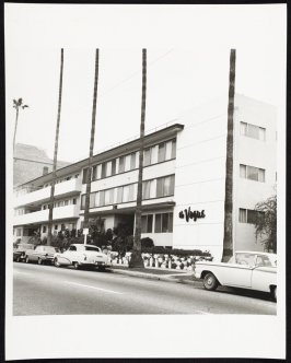 The Vogue, from the series Twenty-Five Apartments