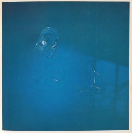 Tenth image in the book Nine Swimming Pools and a Broken Glass by Edward Ruscha (Los Angeles: Self published, 1968)