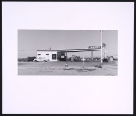 Union, Needles, California, from the portfolio Gasoline Stations