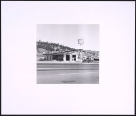 Phillips 66, Flagstaff, Arizona, from the portfolio Gasoline Stations