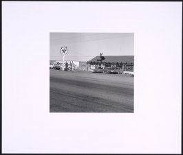 Texaco, Jackrabbit, Arizona, from the portfolio Gasoline Stations