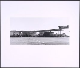 Flying A, Kingman, Arizona, from the portfolio Gasoline Stations
