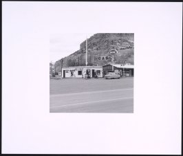 Dixie, Lupton, Arizona, from the portfolio Gasoline Stations