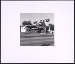 Standard, Amarillo, Texas, from the portfolio Gasoline Stations