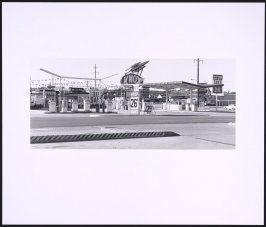 Knox-Less, Oklahoma City, Oklahoma, from the portfolio Gasoline Stations