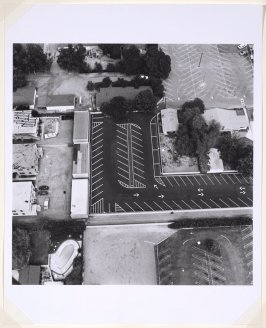 Church of Christ, 14655 Sherman Way, Van Nuys, from the Parking Lots series