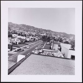 Residential, from the series Rooftops