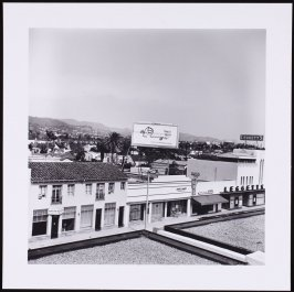 Leggett's, from the series Rooftops