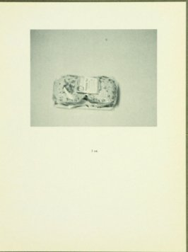 Untitled, illustration 7, in the book Babycakes with Weights (New York: Multiples, Inc., 1970)