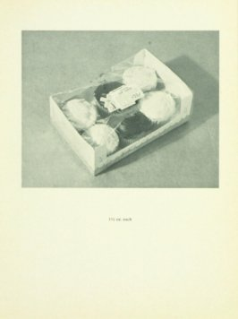 Untitled, illustration 10, in the book Babycakes with Weights (New York: Multiples, Inc., 1970)