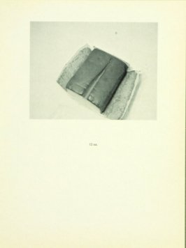 Untitled, illustration 12, in the book Babycakes with Weights (New York: Multiples, Inc., 1970)