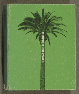 Edward Ruscha ( ED - WERD REW - SHAY) Young Artist ( Minneapolis: The Minneapolis Institute of Arts, 1972) exhibition catalogue