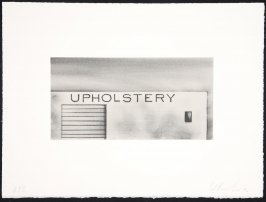 Upholstery from the Archi-Props series