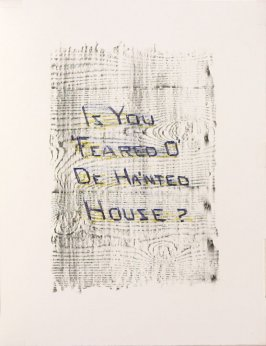 """Is You 'Feared O' de Ha'nted House?, in the book Sayings from Mark Twain's """"Pudd'nhead Wilson"""""""