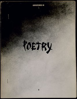Poetry, no. 4 (Summer, 1969)