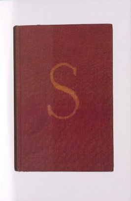 Untitled, plate 1 in the book S Books by Ed Ruscha (Zurich: Coutts Foundation, 2001)