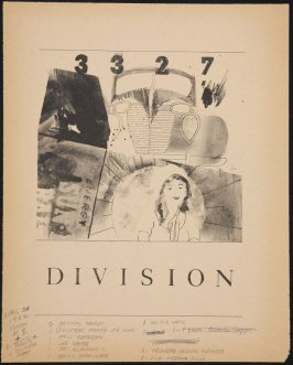 Printer's Proof for 3327 Division (1939 Ford)