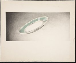 Unassigned Proof for Plate, from the Domestic Tranquility series